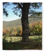 Belknap Mountain Fleece Blanket