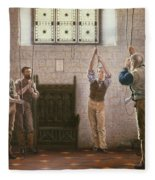 Bell Ringers Fleece Blanket
