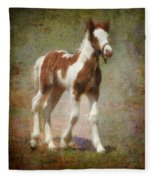 Bella Rose Fleece Blanket