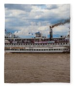 Belle Of Louisville Fleece Blanket