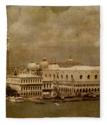 Bellissima Venezia Fleece Blanket