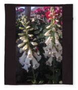 Bells Of Beauty Fleece Blanket