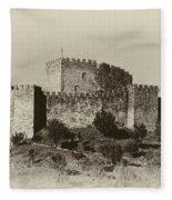 Belver Castle Fleece Blanket