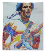 Ben Harper Fleece Blanket