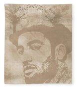 Ben Harper Music Man Fleece Blanket
