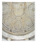 Beneath This Marble Ceiling Fleece Blanket