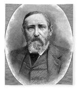 Benjamin Harrison (1833-1901) Fleece Blanket
