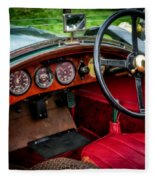 Bentley 3 Litre Fleece Blanket