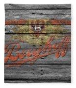 Berghoff Fleece Blanket