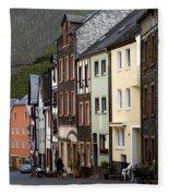 Bernkastel Germany Fleece Blanket