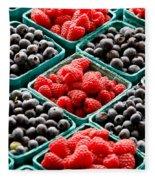 Berry Berry Nice Fleece Blanket