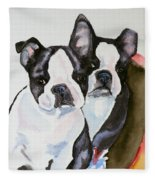 Best Buddies Fleece Blanket