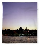 Bewitching Istanbul Fleece Blanket