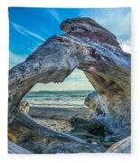 Beyond The Beach Fleece Blanket