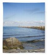 Beyond The Sea Fleece Blanket