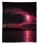 Big Bang 2013 Fleece Blanket