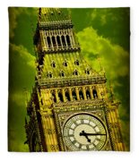 Big Ben 14 Fleece Blanket