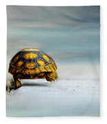 Big Big World Fleece Blanket