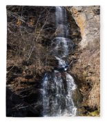 Big Bradley Falls 1 Fleece Blanket
