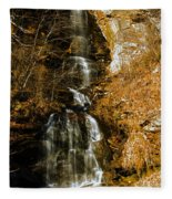 Big Bradley Falls 4 Fleece Blanket