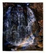 Big Bradley Falls 5 Fleece Blanket