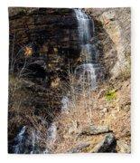 Big Bradley Falls 6 Fleece Blanket