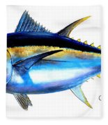 Big Eye Tuna Fleece Blanket