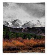 Big Storm Fleece Blanket