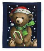 Big Teddy Fleece Blanket