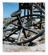 Big Wheel Bodie Fleece Blanket