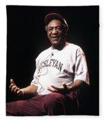 Bill Cosby Fleece Blanket