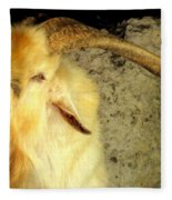 Billy Goat Gruff Fleece Blanket
