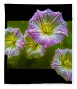 Bindweed Fleece Blanket
