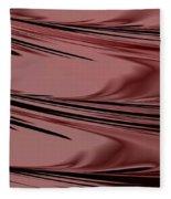 Bing Cherry Fleece Blanket