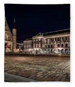 Binnenhof Fleece Blanket