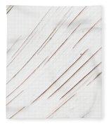 Birching  Fleece Blanket