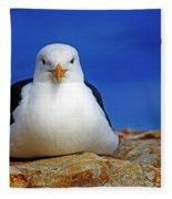 Birds 10 Fleece Blanket