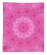 Birthing Mandala 20 Fleece Blanket