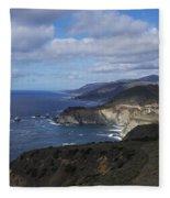 Bixby Bridge Fleece Blanket
