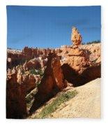 Bizarre Shapes - Bryce Canyon Fleece Blanket