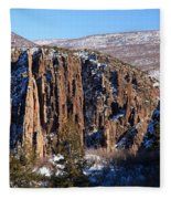 Black Canyon Butte Fleece Blanket