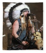 Black Label Society - Zak Wylde Fleece Blanket
