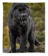Black Panther Fleece Blanket