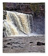 Black River Falls Fleece Blanket