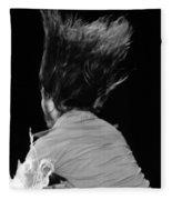 Black Sabbath #32 Fleece Blanket