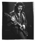 Black Sabbath Fleece Blanket