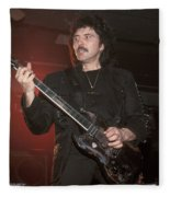 Black Sabbath - Tony Iommi Fleece Blanket