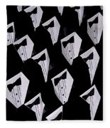 Black Tie Affair Fleece Blanket