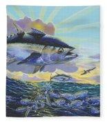 Blackfin Bust Off00116 Fleece Blanket