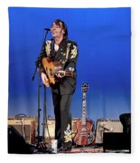 Blackie And The Rodeo Kings Fleece Blanket
